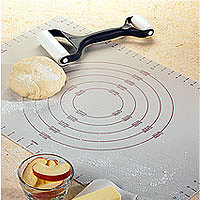 Pastry Mat : Bakeware : The Pampered Chef, Ltd.