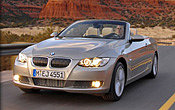 First Drive: 2007 BMW 335i Convertible