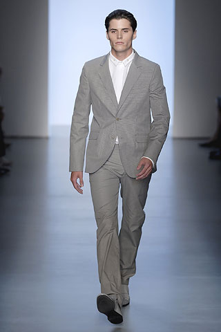 Calvin Klein Spring 2007 Mens Collection
