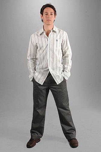 Rok   Lola mens, womens clothing boutique: Penguin, Harold Nye, Button down, shirt, Mens