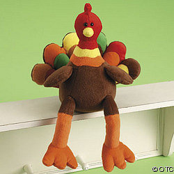Plush Harvest Turkey