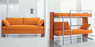 Crave Worthy: Mobelform Doc Sofa/Bunk Bed