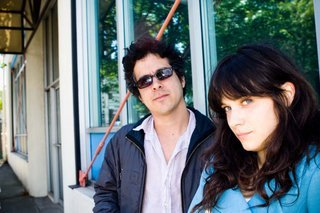 "Song of the Day: M. Ward and Zooey Deschanel, ""Get to the Border"""