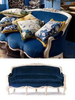 Nice and New: Amelie Sofa at Anthropologie