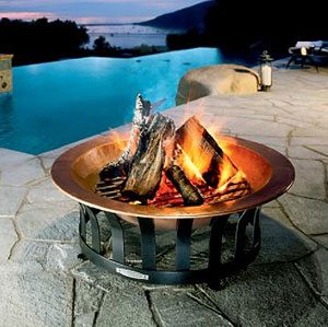 Good, Better, Best: Elegant Fire Pits