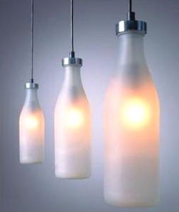 Love It or Hate It? Droog Design Milk Bottle Lamp