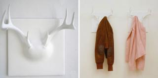 Love It or Hate It? Erich Ginder Ghost Antler Coat Rack