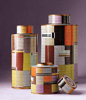 Love It or Hate It? Fabienne Jouvin Cloisonné Lidded Jars