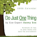 Coming Soon: Danny Seo Do Just One Thing Calendar