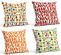 Nice and New: Alexander Girard Pillows at Room and Board