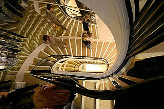 Midday Muse: Coco Chanel's Stylish Staircase