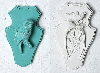 Steal of the Day:  Urban Outfitters Wonderland Fauna Wall Plaques