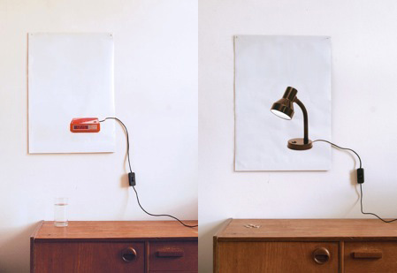 Aside: Wired Light and Clock Posters: Geeky or Geek Chic?