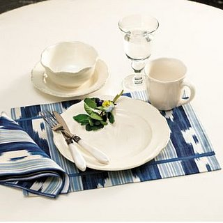 Steal of the Day: Ikat Napkins & Placemats