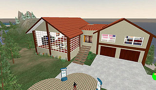 Do You Have A Home On Second Life?