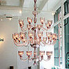 Crave Worthy: Moss Cloud Chandelier