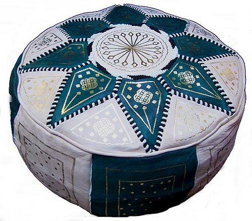 Good, Better, Best: Moroccan Poufs