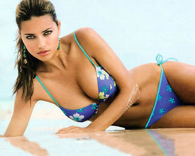 Rate The Stars: Adriana Lima