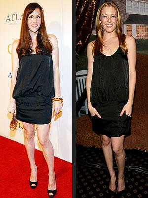 Fashion Faceoff: Liv Tyler vs. Leann Rimes