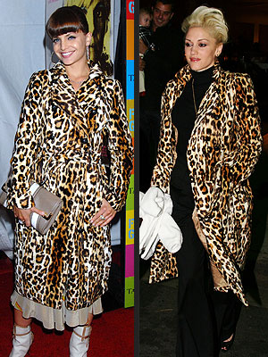 Fashion Faceoff: Mena Suvari vs. Gwen Stefani