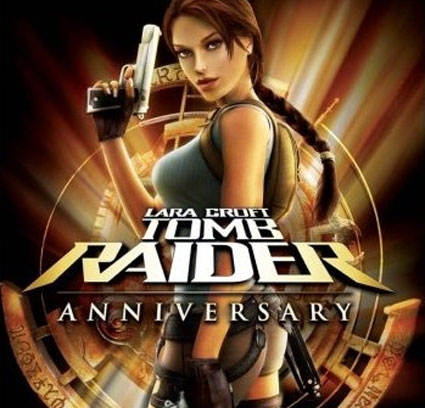 Tomb Raider Cartoons