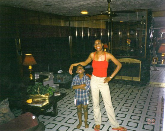the nephew and i in 2000