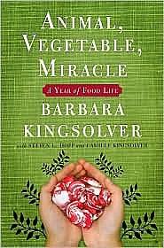 Books: Animal, Vegetable, Miracle
