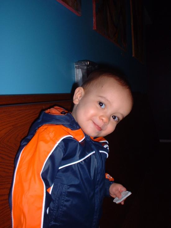 Keanu Christmas 2006