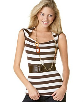 Rate It! Striped Top!
