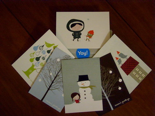 Moo Postcards