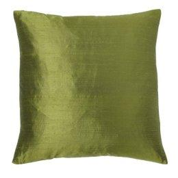 Target : Home Solid-Color Silk Toss Pillow - Dark Green