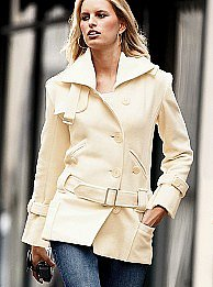 Victoria&#039;s Secret - Belted coat