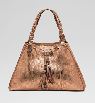 Hot Metallic Resort Handbags