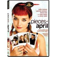 Amazon.com: Pieces of April, DVD