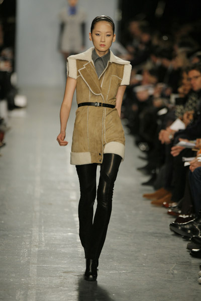 New York Fashion Week, Fall 2007:  Derek Lam