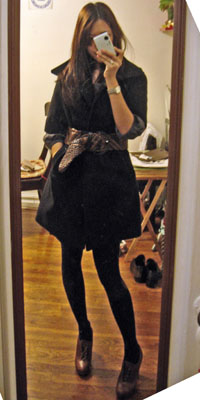 Look of The Day: Yay for Chloe Shoes!