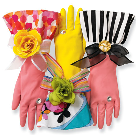 Fancy Neiman Marcus Dish Gloves: Love It or Hate It?
