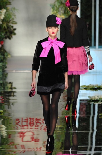 Milan Fashion Week, Fall 2007: Blugirl