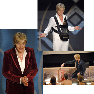 Oscars Poll: Which Ellen Ensemble Was Most Fab?