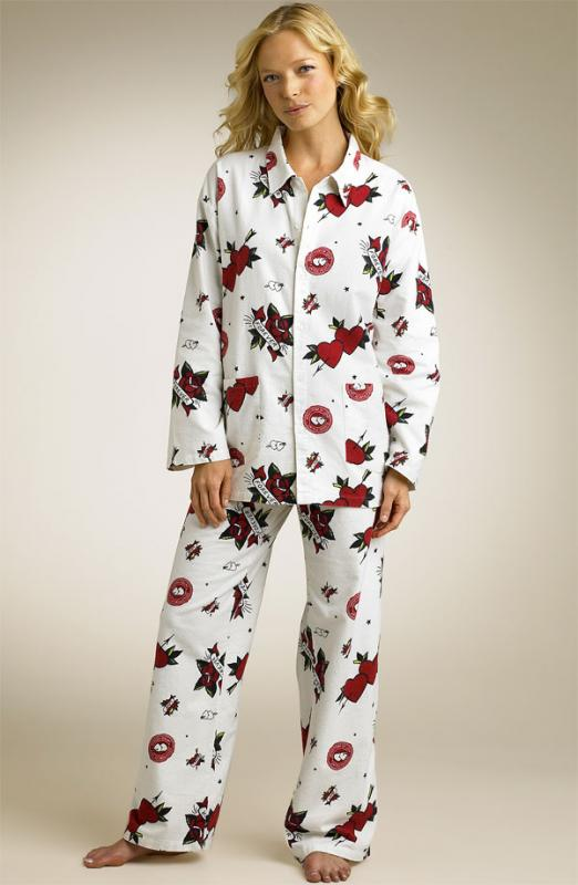 Holiday Delights, Part IIII: Sassy Jammies