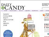 DailyCandy.com: Cute little fashion/beauty/arts/fun blog!