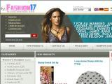 Fashion 17: A cute & sexy rocker clothing site!  Too cute...so rock on!