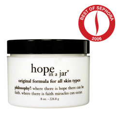 REVIEW...Philosophy Hope in a Jar