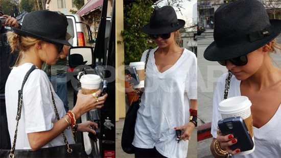 Nicole Richie: The Third Blues Brother