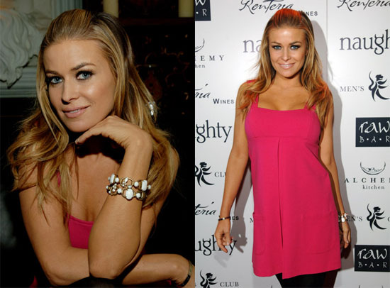 Carmen Electra is Faster Than Magic