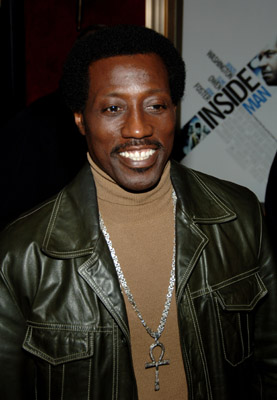 Sugar Bits - Wesley Snipes Arrested
