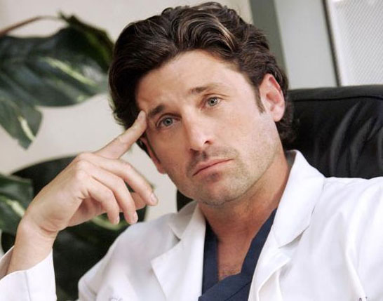 Is Patrick Dempsey Really Such a Brawler?