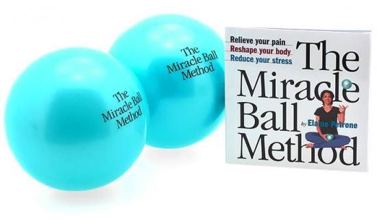 The Portable Miracle Ball: Pain Relief in a Sphere