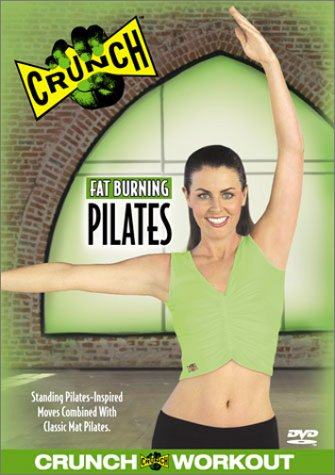 Move it at home: Crunch's Fat Burning Pilates