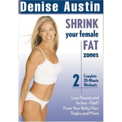 Move It at Home: Denise Austin - Shrink Your Female Fat Zones